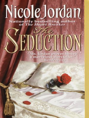 cover image of The Seduction