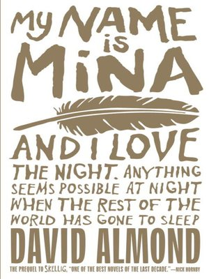 cover image of My Name Is Mina