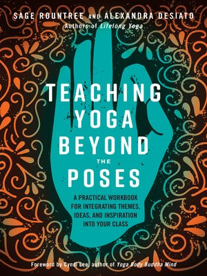 cover image of Teaching Yoga Beyond the Poses