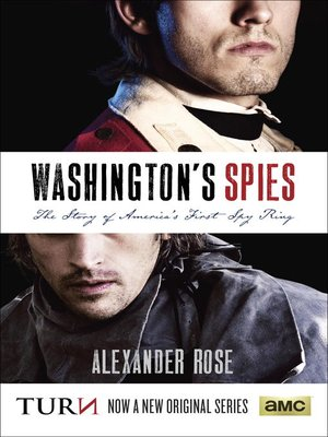 cover image of Washington's Spies