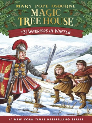 cover image of Warriors in Winter
