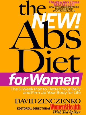 cover image of The New Abs Diet for Women