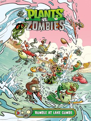 cover image of Plants vs. Zombies (2013), Volume 10