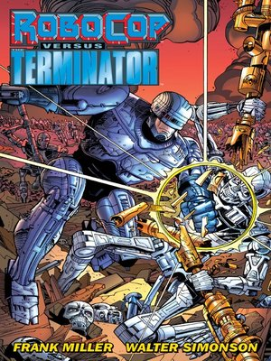 cover image of RoboCop vs. the Terminator