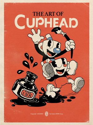 cover image of The Art of Cuphead