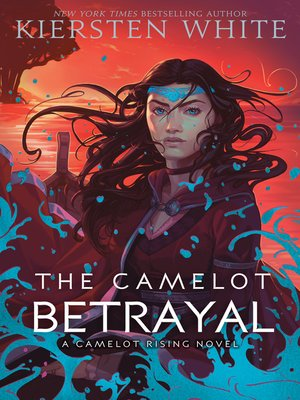 cover image of The Camelot Betrayal
