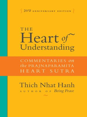 cover image of The Heart of Understanding