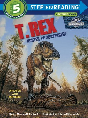 cover image of T. Rex