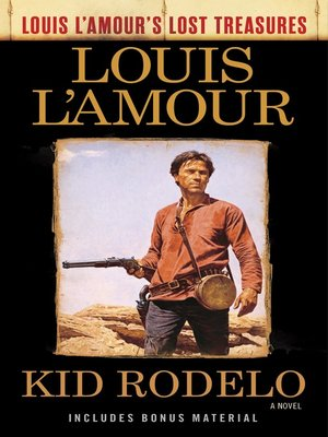 cover image of Kid Rodelo (Louis L'Amour's Lost Treasures)
