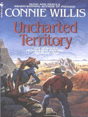 cover image of Uncharted Territory