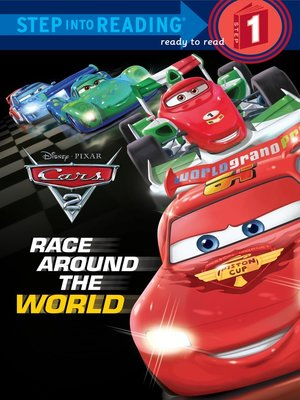 cover image of Race Around the World (Disney/Pixar Cars 2)