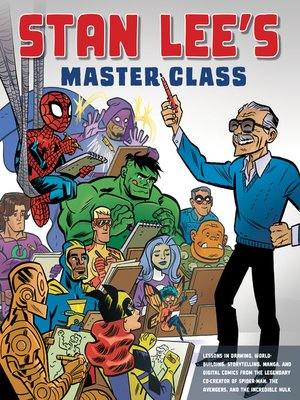 cover image of Stan Lee's Master Class