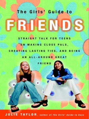 cover image of The Girls' Guide to Friends