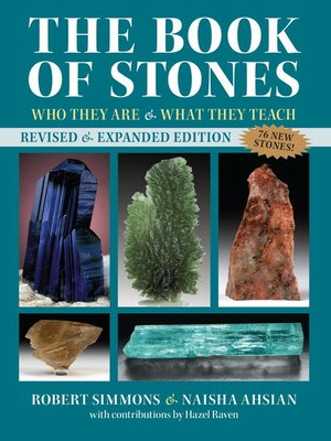 cover image of The Book of Stones