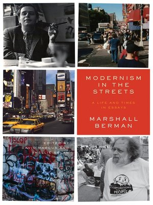 cover image of Modernism in the Streets