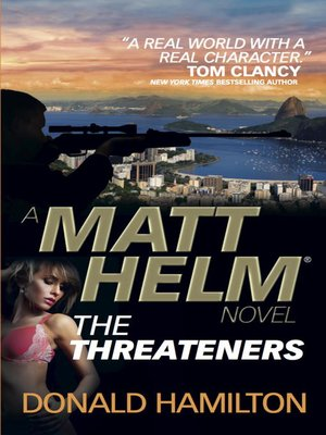 cover image of The Threateners