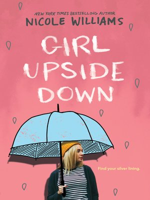 cover image of Girl Upside Down