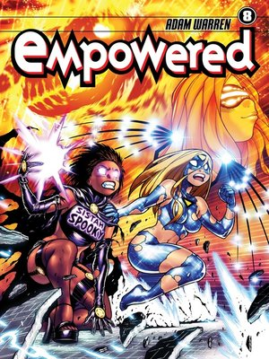 cover image of Empowered (2007), Volume 8