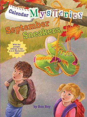 cover image of September Sneakers