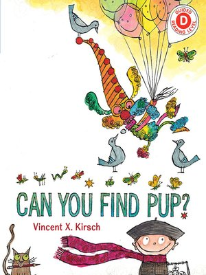 cover image of Can You Find Pup?