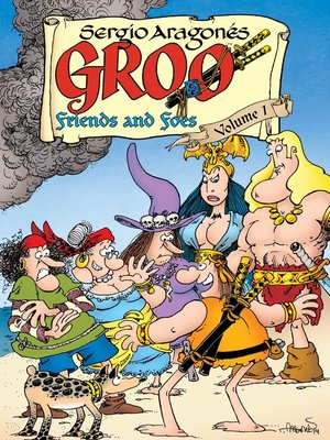 cover image of Groo: Friends and Foes (2015), Volume 1