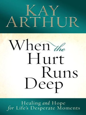 cover image of When the Hurt Runs Deep
