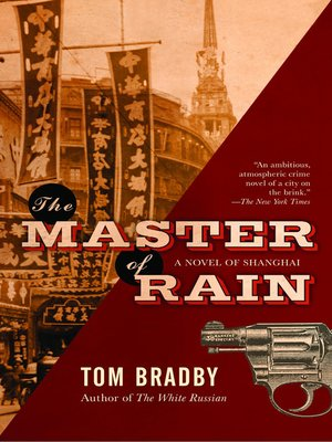 cover image of Master of Rain