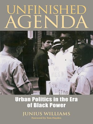 cover image of Unfinished Agenda