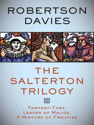 cover image of The Salterton Trilogy
