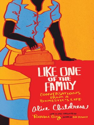 cover image of Like One of the Family