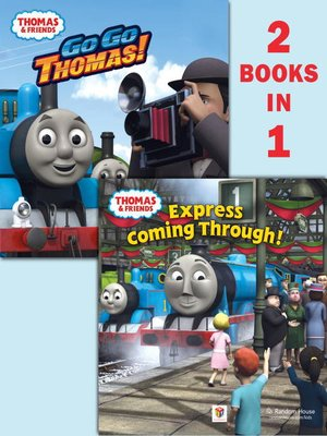 cover image of Go Go Thomas!/Express Coming Through!