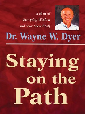 cover image of Staying on the Path