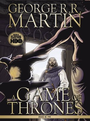 cover image of A Game of Thrones: Comic Book, Issue 8