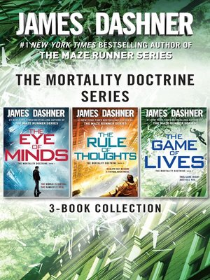 cover image of The Mortality Doctrine Series