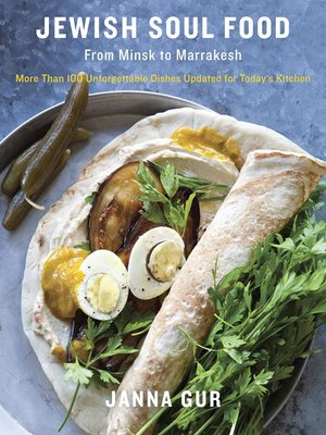 cover image of Jewish Soul Food