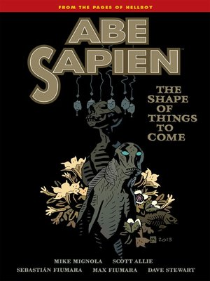 cover image of Abe Sapien (2008), Volume 4