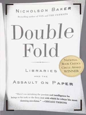 cover image of Double Fold
