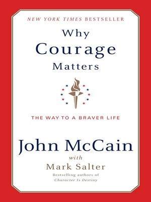 cover image of Why Courage Matters