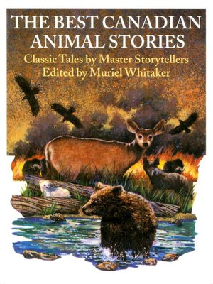 cover image of The Best Canadian Animal Stories