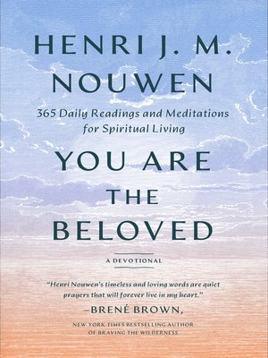 cover image of You Are the Beloved