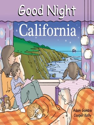 cover image of Good Night California