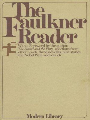 cover image of The Faulkner Reader
