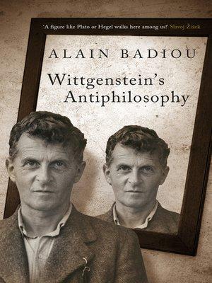 cover image of Wittgenstein's Antiphilosophy