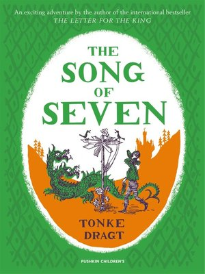 cover image of The Song of Seven