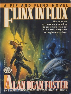 cover image of Flinx in Flux