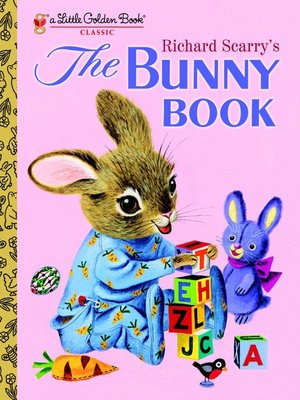cover image of Richard Scarry's the Bunny Book