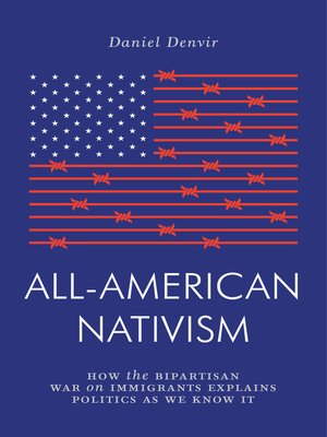 cover image of All-American Nativism