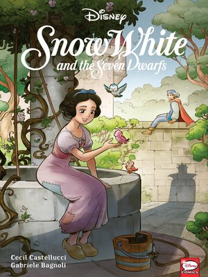 cover image of Disney Snow White and the Seven Dwarfs