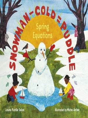 cover image of Snowman--Cold = Puddle