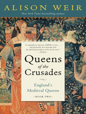 cover image of Queens of the Crusades